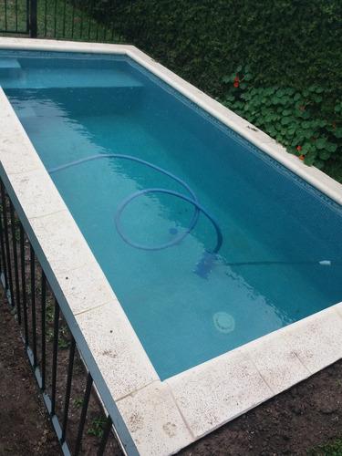 construcción de piletas hormigón - piletas - natatorios