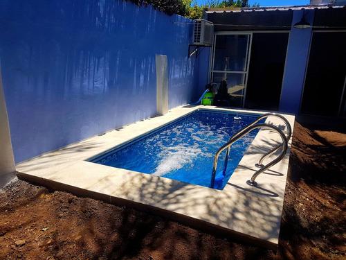 construccion de piscinas dallmar- garantia - desde 1963