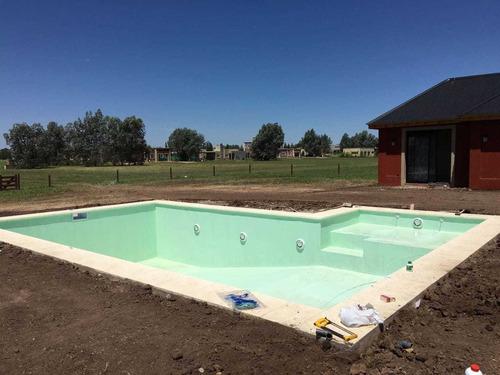 construccion de piscinas de hormigón