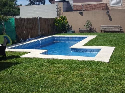 construcción de piscinas de hormigón armado