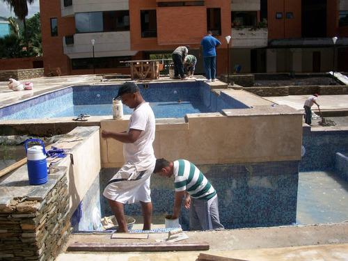 construcción de piscinas de hormigón venarg