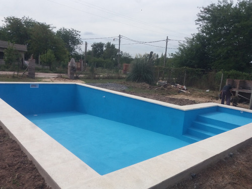 construccion de piscinas de ormigon en gral.