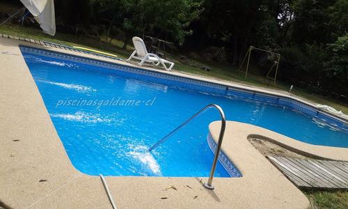 construcción de piscinas en chillan quillon florida