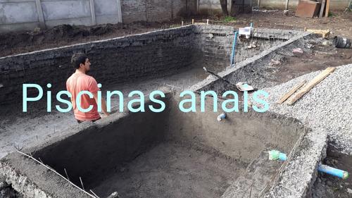 construcción de piscinas en chillan y todo el sur