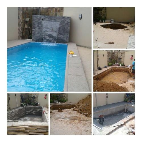 construccion de piscinas en ecuador reinpool