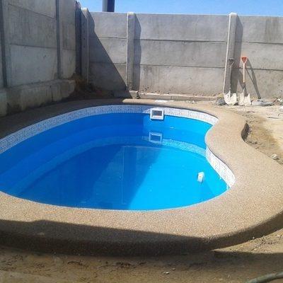 construcción de piscinas en hormigón. 11-3473-1591