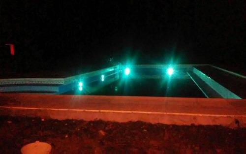 construcción de piscinas en hormigón armado