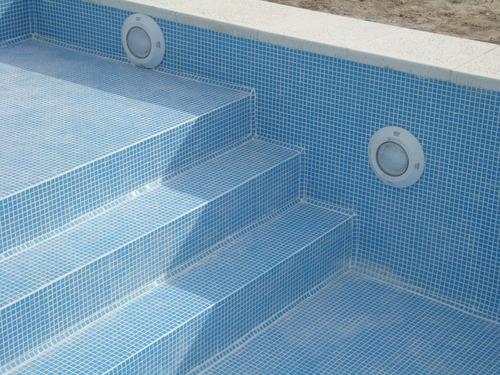 construcción de piscinas en hormigón -  reparaciones en gral