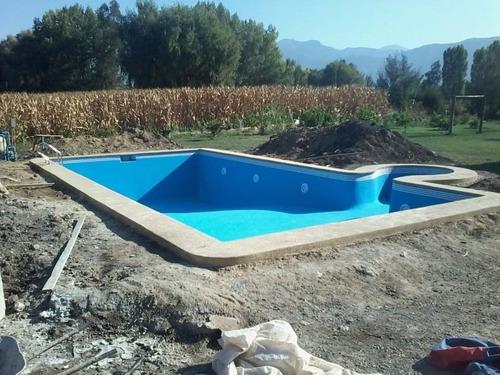 construccion de piscinas g.c 8x4 5.200.000