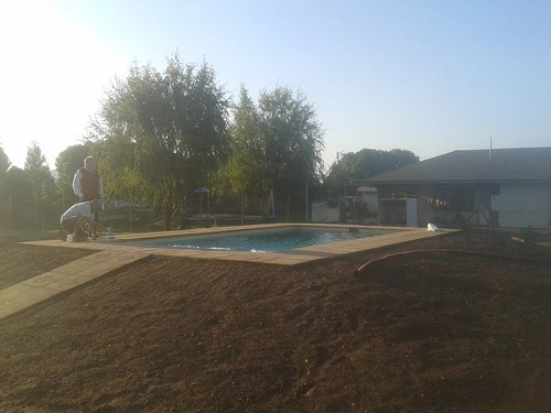 construccion de piscinas hormigon