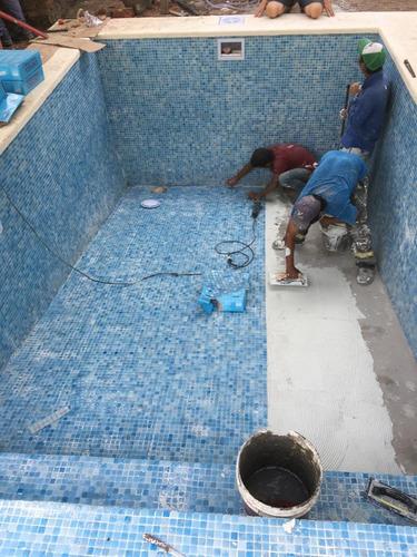 construccion de piscinas hormigon y manposteria
