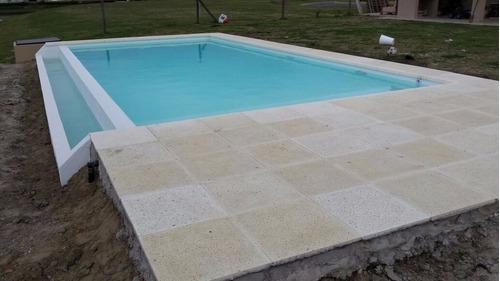 construccion de piscinas oferta-financiacion - 8x4 - $65.000