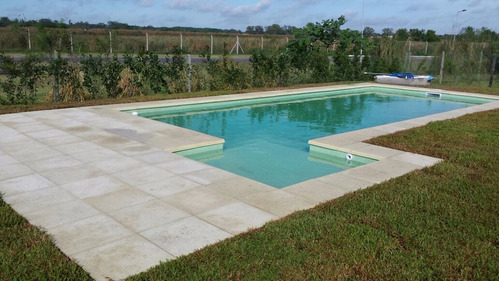 construccion de piscinas oferta-financiacion - 8x4 - $65.000
