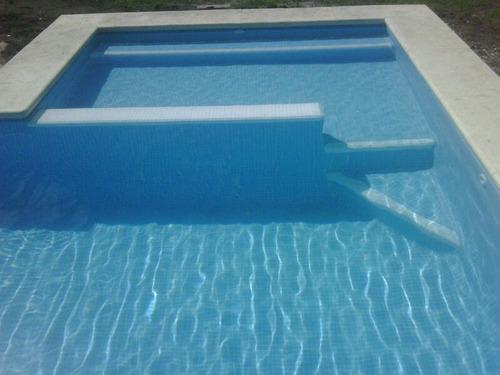 construcción de piscinas y piletas hormigón promo 8x4
