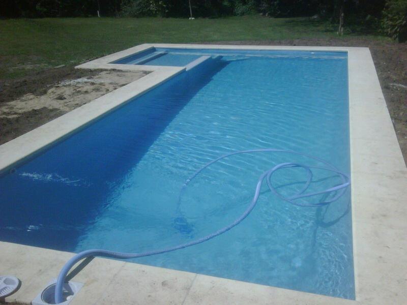 Construcci n de piscinas y piletas hormig n promo 8x4 500 en mercado libre - Costo piscina 8x4 ...