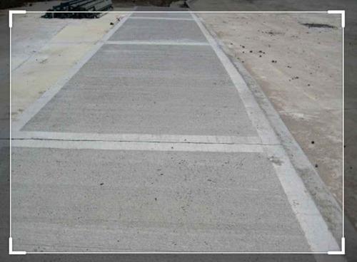 construcción de veredas