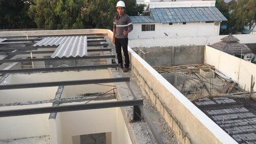 construcción de vivienda en santa elena