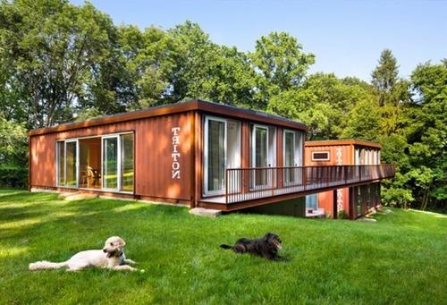 construccion de viviendas de containers modulados canex
