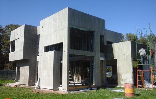 construccion de viviendas steel framing de gran performance