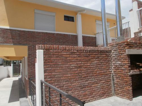 construcción doble pared en ladrillo u$s 1050 m2 terminada