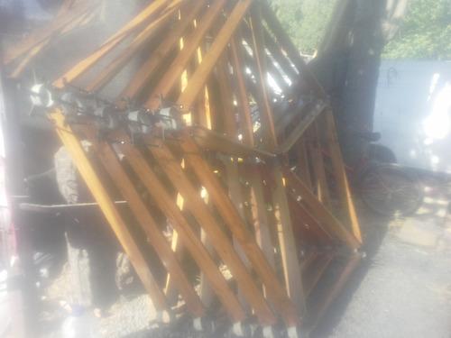 construccion domos de madera con conectores desde 12,5 m2