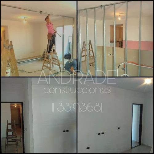 construcción durlock - construcción en general - seguimiento