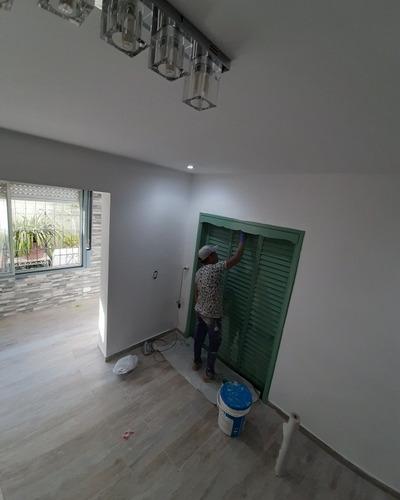 construccion  durlock pintura