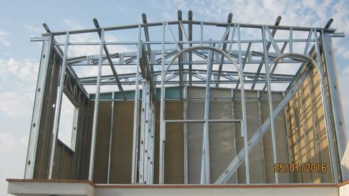 construccion en drywall