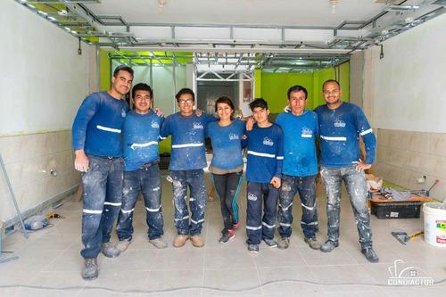 construcción en drywall, ampliación,divisiones, decoración