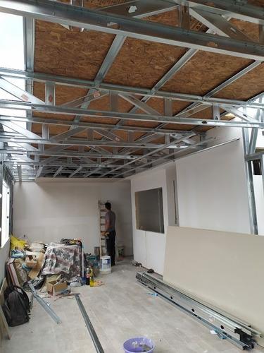 construcción en drywall, departamentos, oficinas, ccomercial