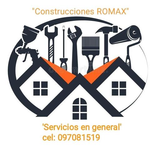 construcción en general.