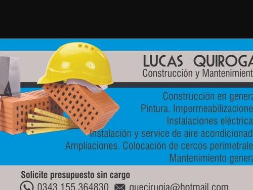 construcción en general .plan 36 mtr   promoción $980 mil
