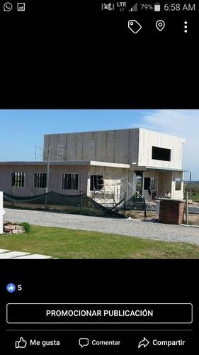 construcción en seco en gral: steel framing, isopanel, pvc