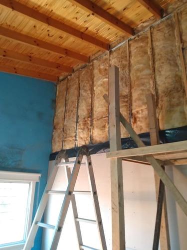 construccion en seco en muros y cielo raso (durlock).
