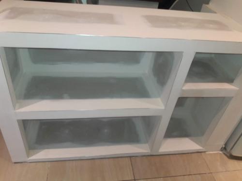 construcción en seco pintura colocación de durlock