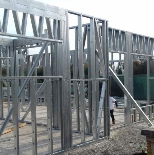 construcción en seco!! sistema steel frame! durlock zona sur