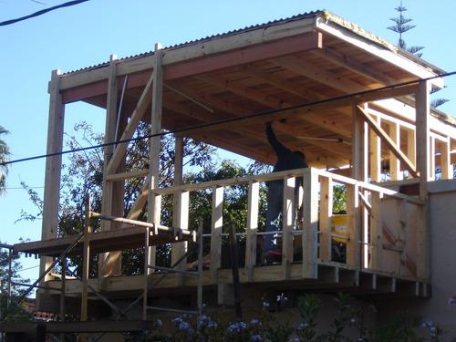 construccion en seco steel frame cabañas financiacion