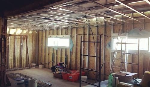construccion en seco steel framing