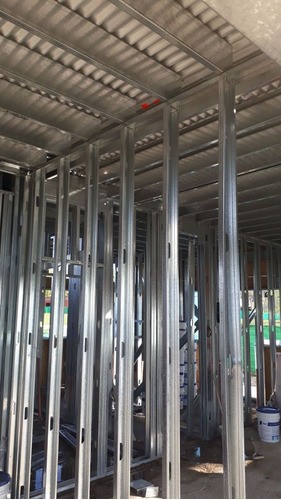 construccion en seco steel framing durlock zona norte y caba