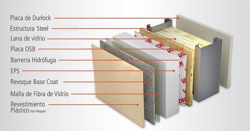 construcción en seco steel framing llave en mano!