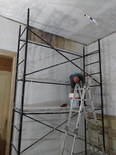 construccion en seco; steel framing; steel frame; dry wall