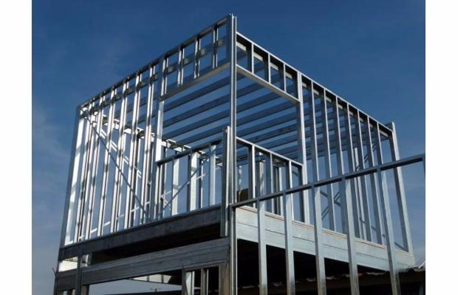 Construccion En Steel Framing -llave En Mano -reformas-ampli - $ 10 ...