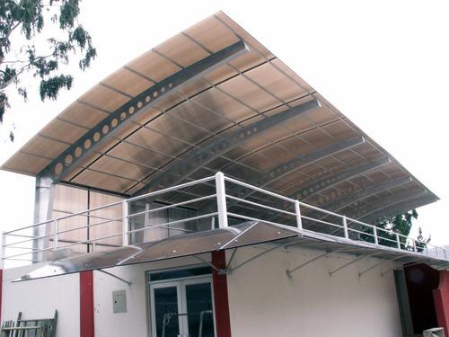construccion estructuras metalicas losas casas