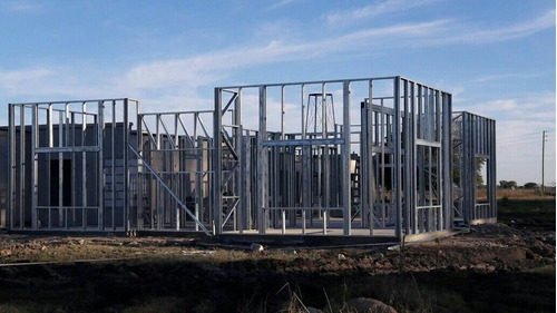 construcción llave en mano retak - steel framing