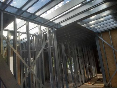 construcción llave en mano, steel framing, dólar oficial