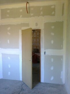 construcción material incl. steel framing, durlock, tabiques