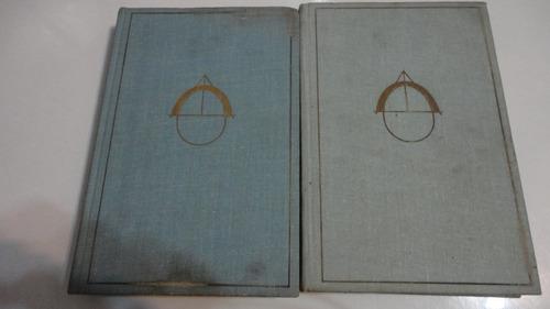 construcción, mecánica de. tomos 1  y  2.   v. a. kiseliov.