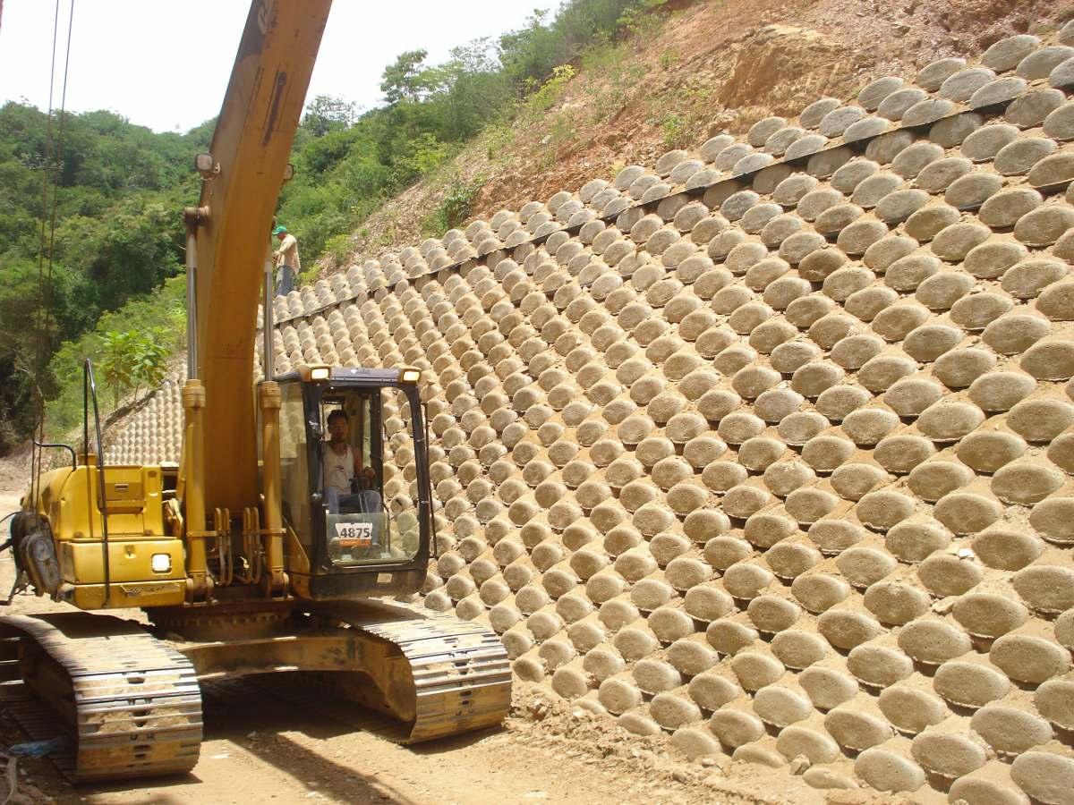 Construccion muros de contencion en mercado libre for Muro de contencion precio
