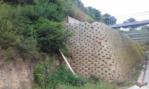 construccion muros de contencion
