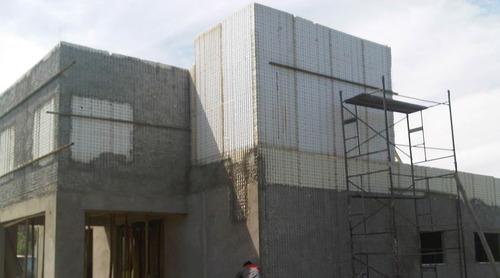 construccion obra gris concrehaus-cassaforma-diedra